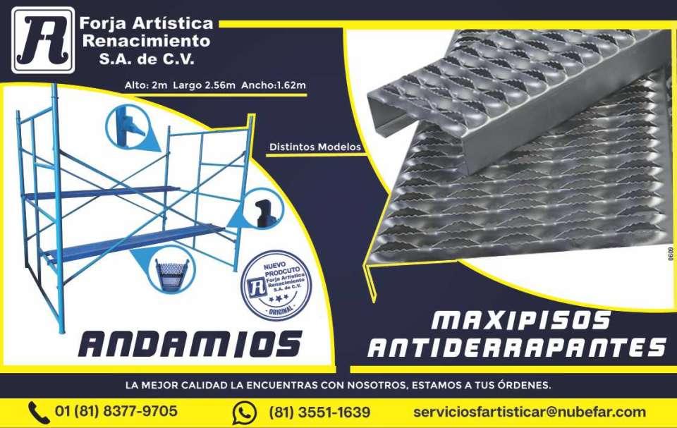 Guardafangos y Pisos Far tiene pisos antiderrapantes, industriales y laminados