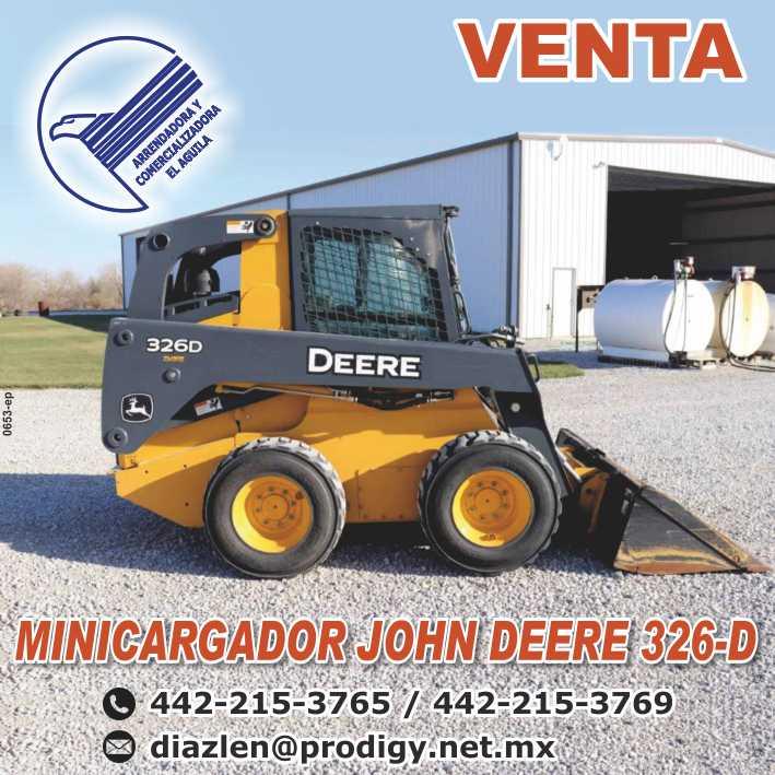 Indusa Constructora, Ingenieria y Desarrollo Urbano, S.A. de C.V. Por terminación de Obra Vendemos Tractores tiende tubos. Ubicado en Villahermosa, Tabasco.