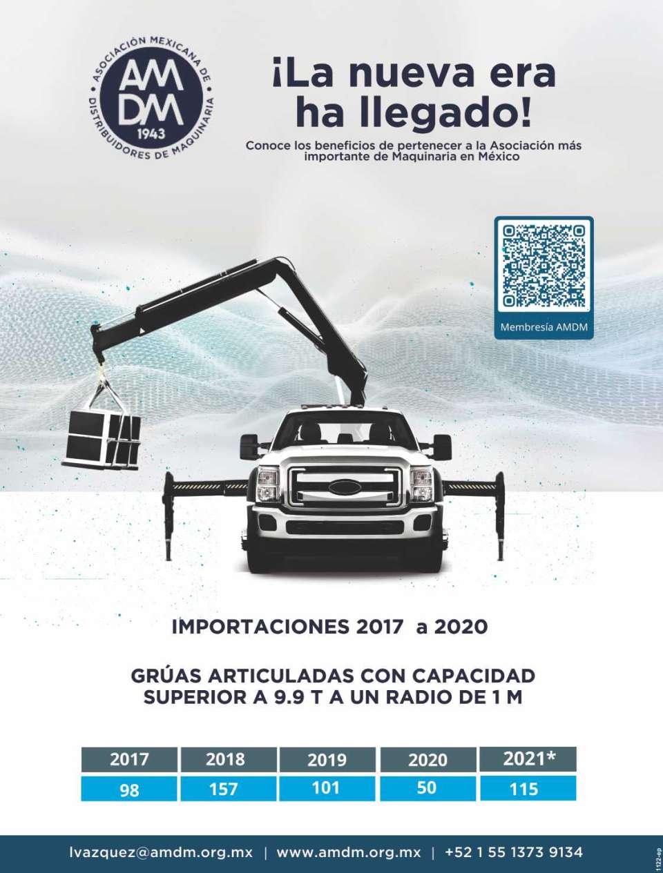 AMDM - Mexican Association of Machinery Distributors