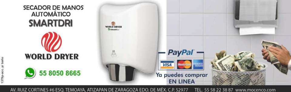 Mocenco s a secadores de manos company - Secador de manos ...