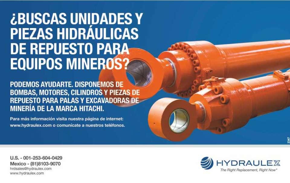 En Hydraulex Global te ayudamos a reducer los tiempos muertos en tu maquinaria con nuestras lineas de equipo remanufacturado y servicios de reparacion.