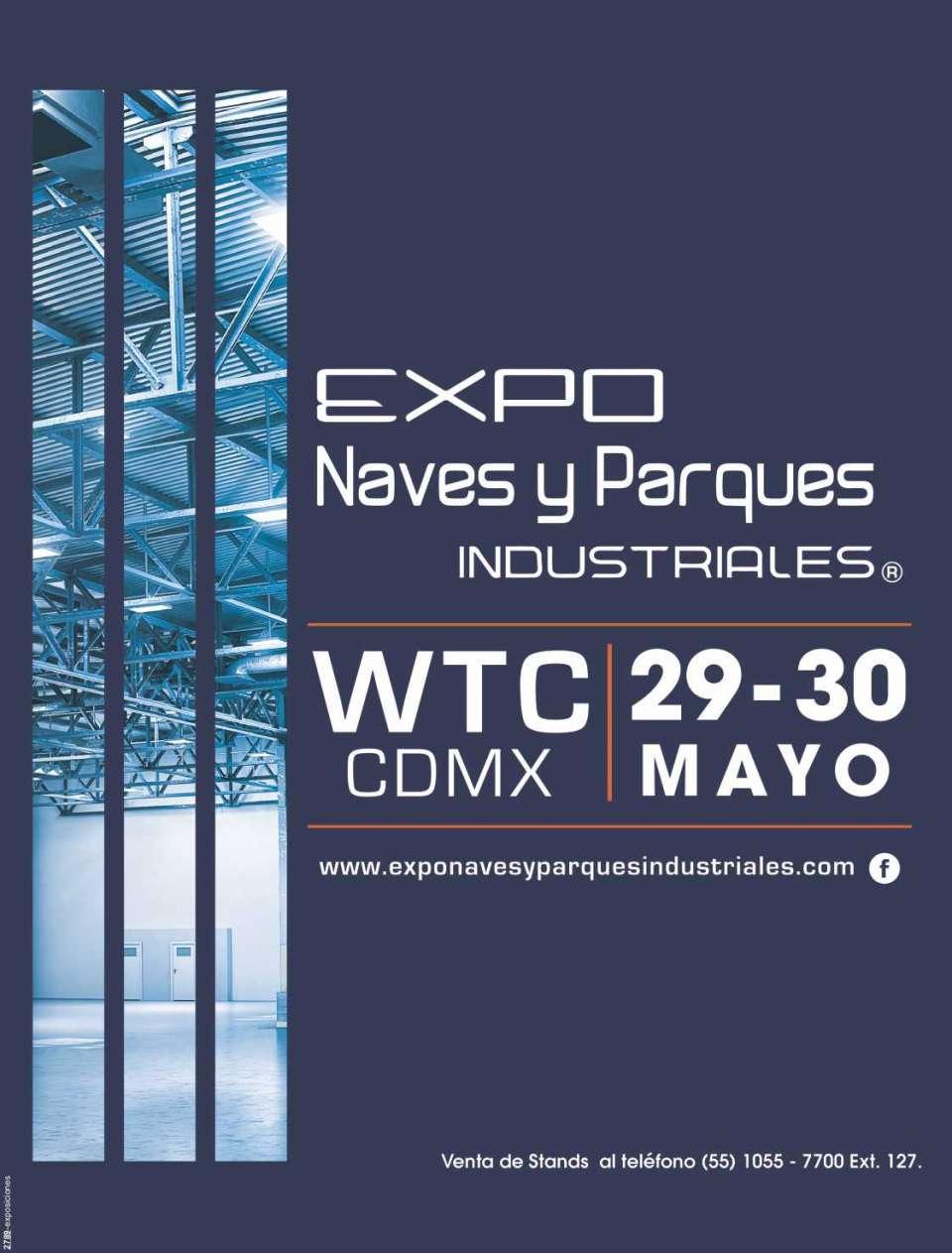 28 al 30 de Marzo 2017 en W.T.C. Ciudad de México.