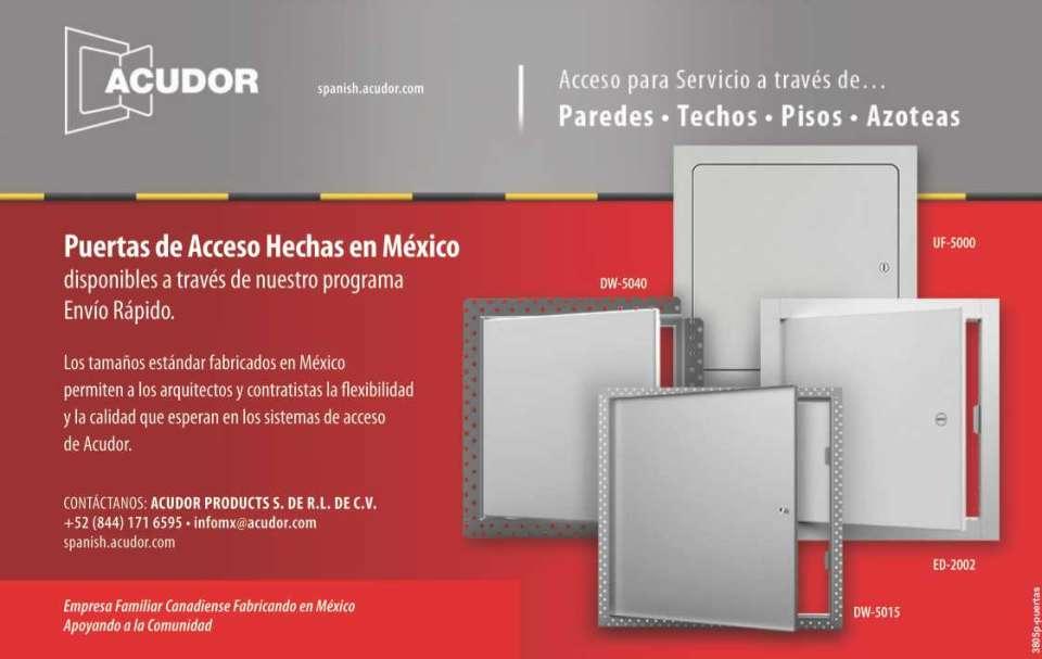 Acceso para Servicio a traves de  Paredes, Techos, Pisos, Azoteas. 50  Modelos diferentes de Puertas de acceso,  30 modelos diferentes de Escotillas de  azotea, Respiraderos de humo y Puertas  para piso.