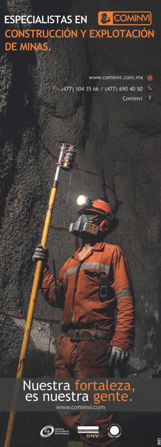 especialistas en construcción de obras mineras y yacimientos minerales
